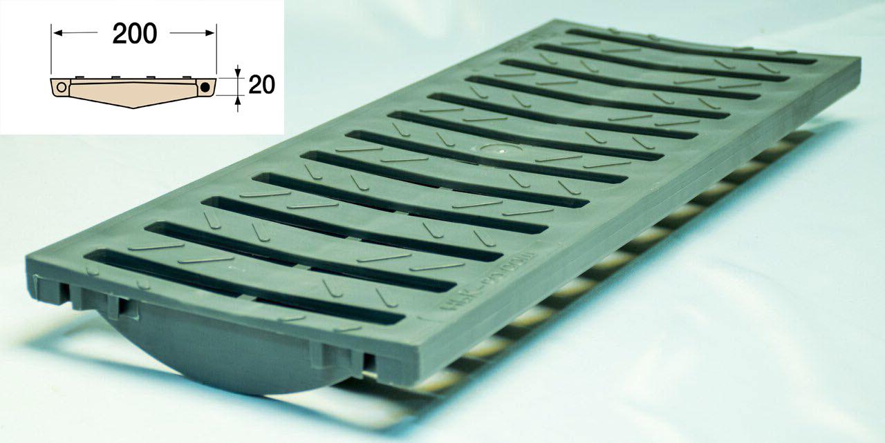 گریتینگ پلاستیک مدل G2020P