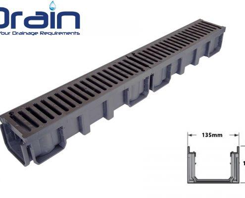 گاتر پلی آمید تقویت شده مدل CAN10PA